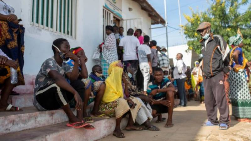 Dozens of children seized by armed groups in Mozambique