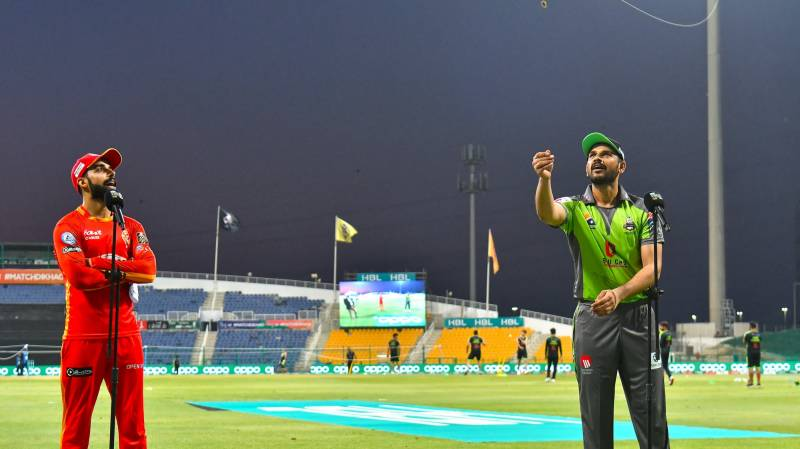 Lahore Qalandars win toss and bowl first