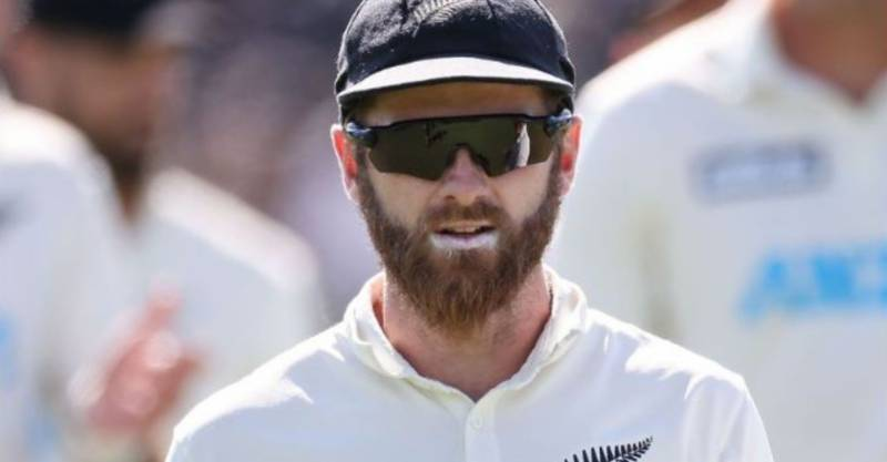 New Zealand captain Williamson out of 2nd Test against England