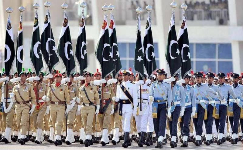 NOC issued for recruitments of civilians in Armed Forces