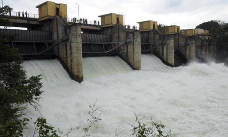 Water levels rising in Pakistan's rivers, dams