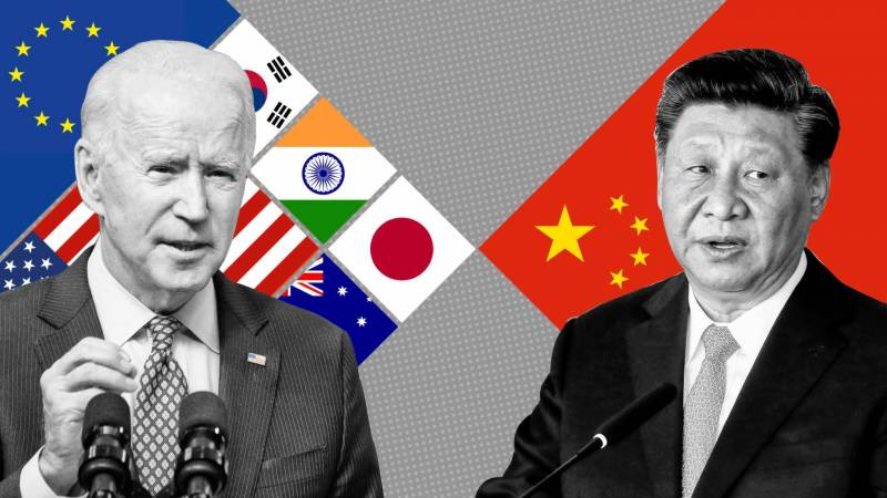 Brushing off Beijing, Biden official commits with Taiwan to trade ties