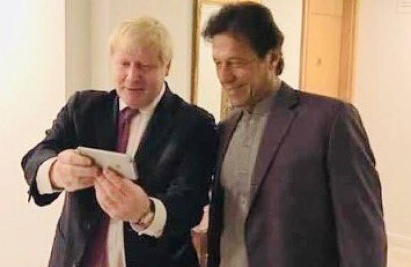 PM Imran likely to visit UK in July