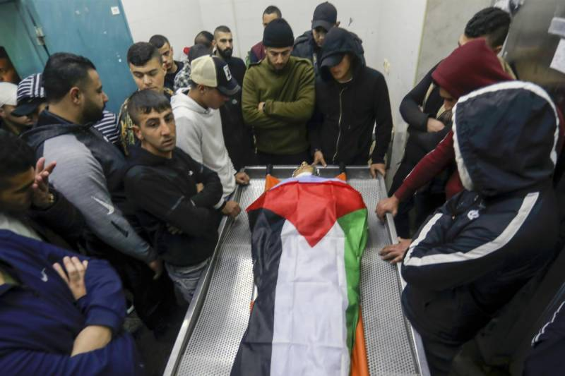 Israeli forces shoot dead three Palestinians in West Bank