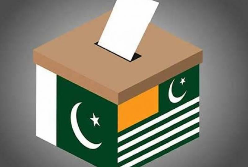 Azad Kashmir general elections to be held on July 25, says CEC