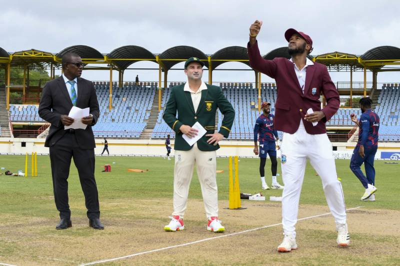 West Indies hand Test debut to Seales after one first-class game