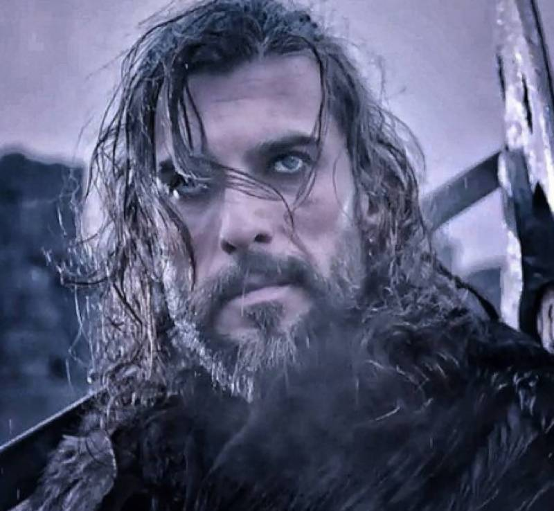 Ertugrul's axe man Turgut Alp releases gripping teaser of his upcoming project
