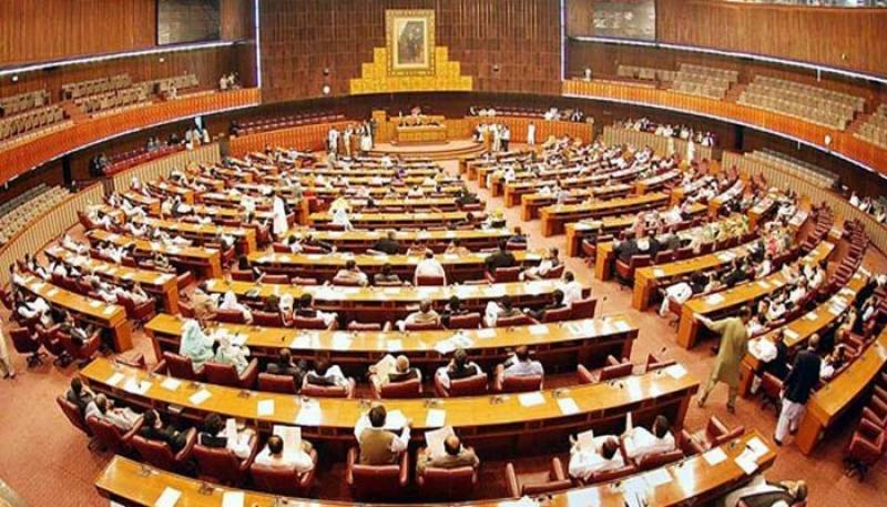 Opposition walks out as NA passes ICJ (Review and Re-consideration) Ordinance