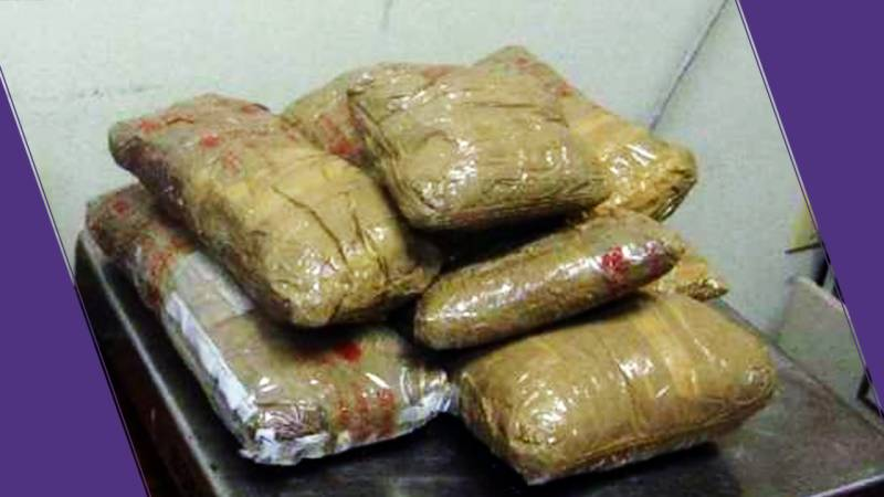 Record haul of charas seized in Parachinar