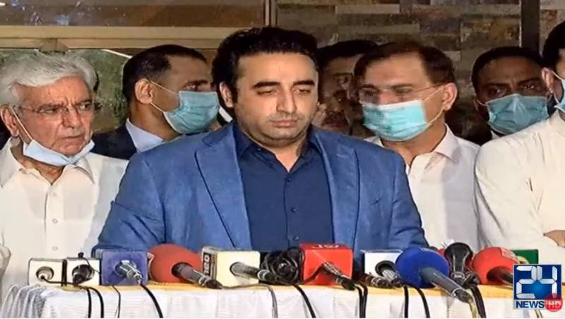 PDM not democratic movement without PPP, ANP: Bilawal