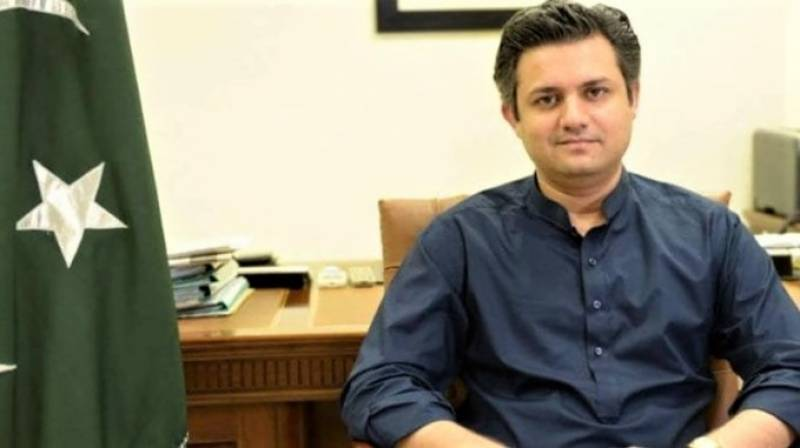 Duty on internet data to be expunged from Financial Bill: Hammad Azhar