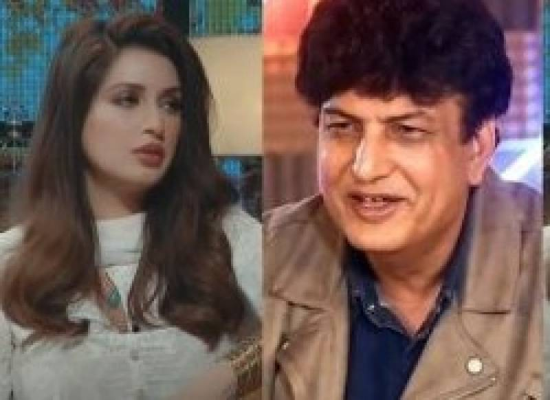 Actress Iman Ali refuses to work with top writer Khalil-ur-Rehman