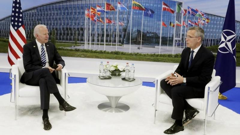 Biden rallies NATO against 'new challenges' from Russia, China