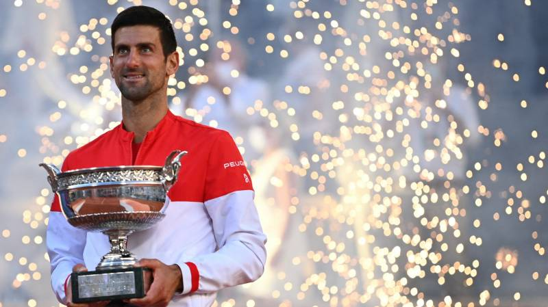 Djokovic eyes Golden Grand Slam after historic French Open win