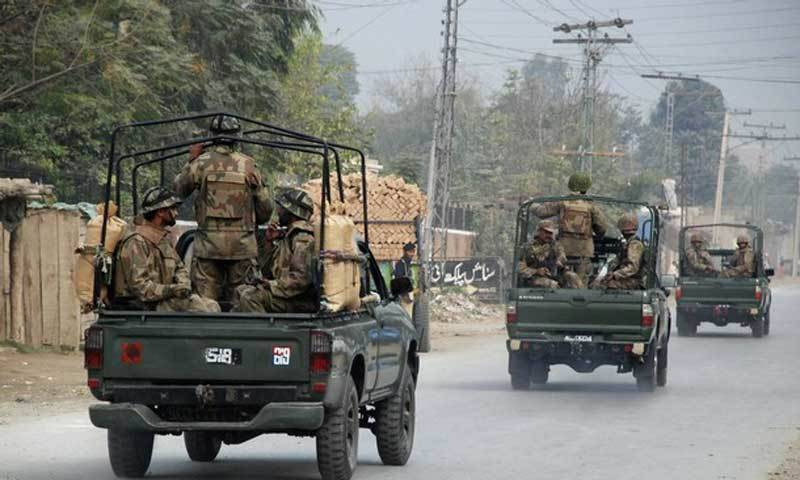 Four FC personnel martyred in Balochistan