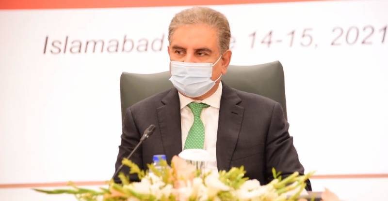 Qureshi says Pakistan committed to move together with Afghanistan