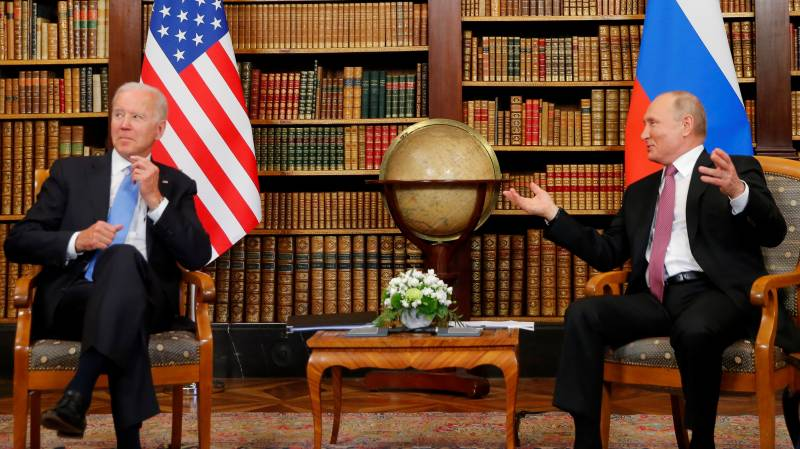 Biden pushes Putin for stable 'great powers' relationship