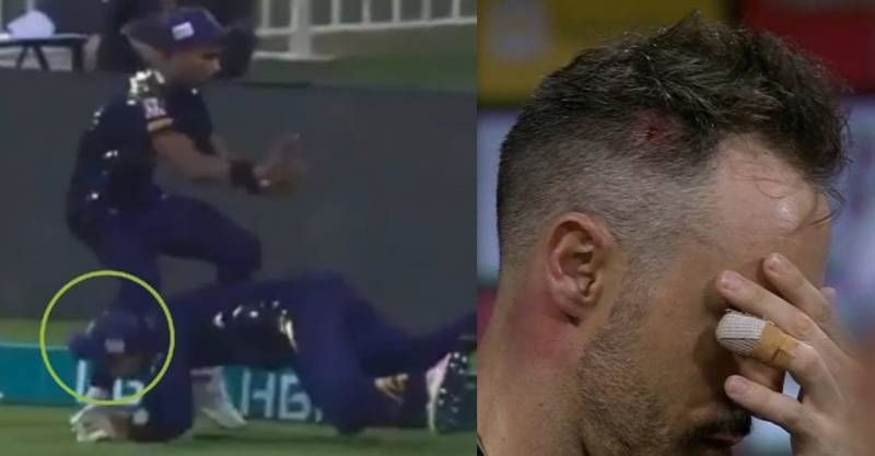 Faf du Plessis out of PSL 2021 after suffering concussion