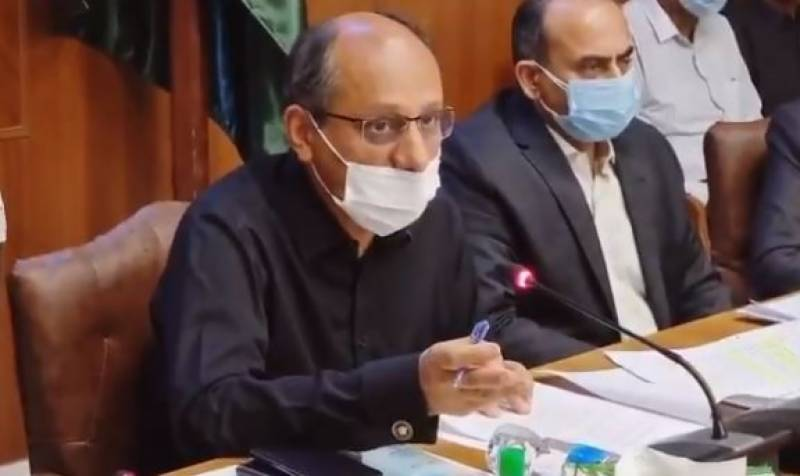 Intermediate, matriculation exams to commence in July in Sindh: Saeed Ghani