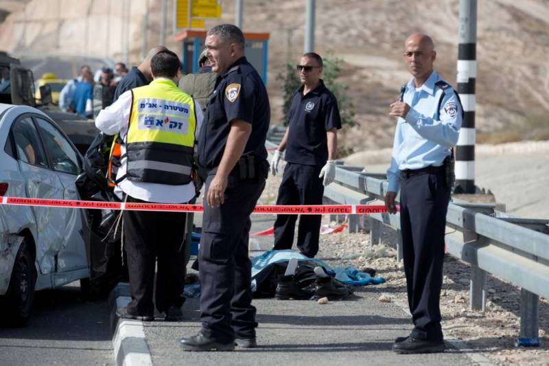 Palestinian shot dead by Israelis in West Bank after alleged attack