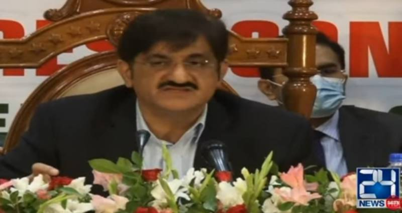Centre did 'injustice' to Sindh by slashing its development budget: Murad