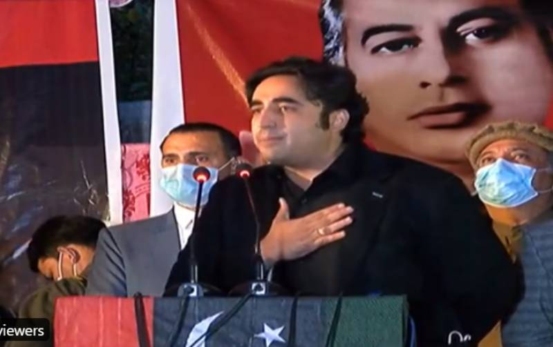 Bilawal again lashes out at govt over its 'relief' claims