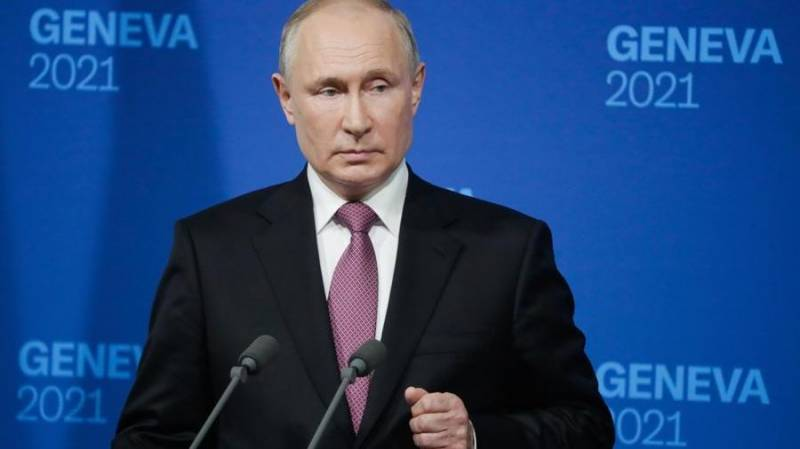 Russia ready for further dialogue if US is willing: Putin