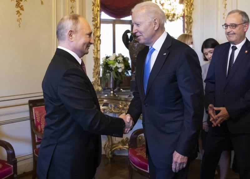 Biden sets red line for Putin over ransomware attacks