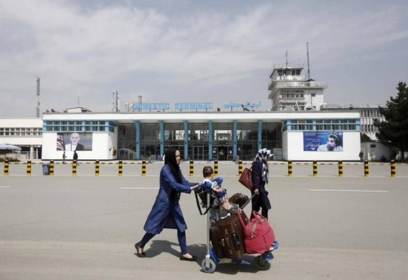 US welcomes 'clear commitment' from Turkey to secure Kabul airport