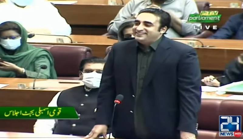 Budget triggered storm of indirect taxes on public, claims Bilawal
