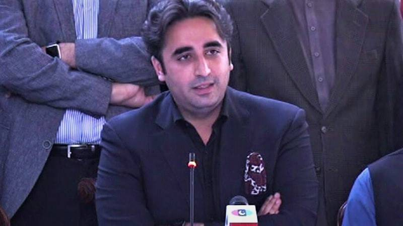 Bilawal to write to ISI DG about attacks on journalists