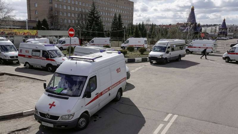 Moscow Covid cases soar to record high
