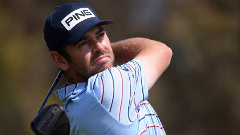 South Africa's Oosthuizen finishes 67 to share US Open lead