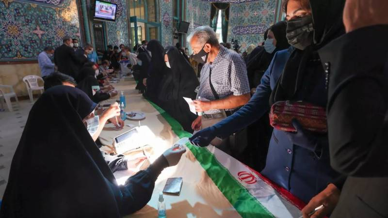 'The only vote I have': Iranians mull tough choices