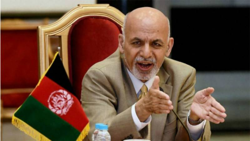 Afghan president replaces security ministers as Taliban advance