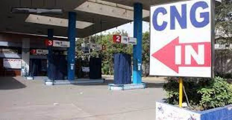 Sindh CNG stations to remain closed for 56 hours