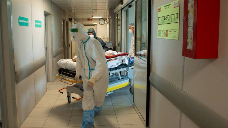 Moscow records pandemic high for Covid cases second day running