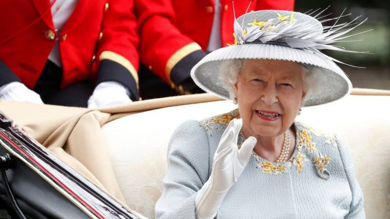 Queen attends Royal Ascot for first time since Philip's death