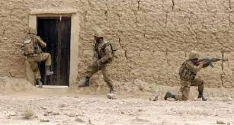A soldier martyred, two terrorists killed during operation in North Waziristan