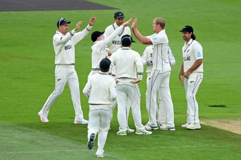 World Test final resumes after another weather delay