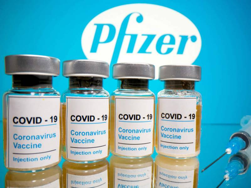 Pakistan to get 13m Pfizer corona vaccine shots by end of this year