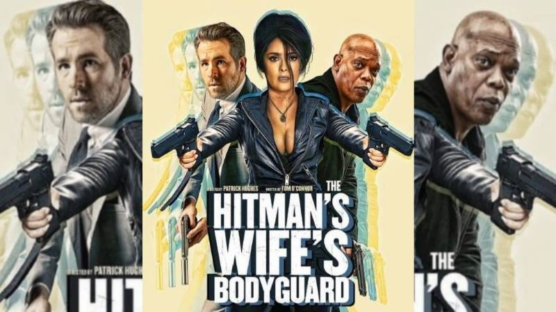 'Hitman's Wife's Bodyguard' hits top of North American box office