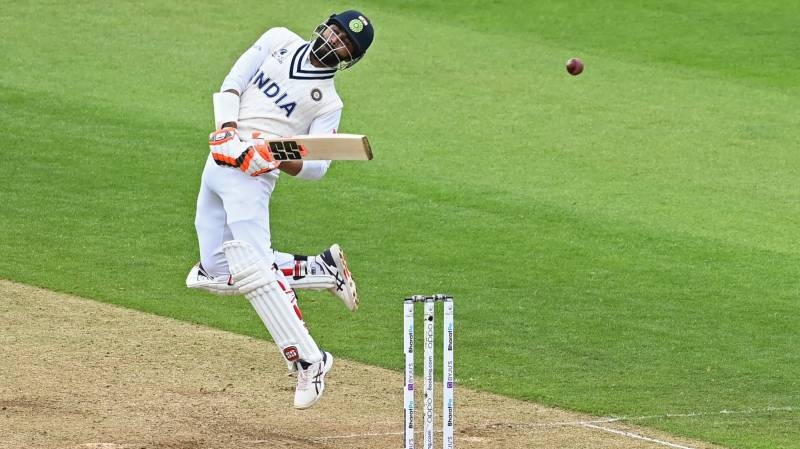 New Zealand's Jamieson takes five before India hit back in World Test final