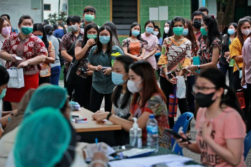 Indonesia hits 2 million virus cases as crisis deepens