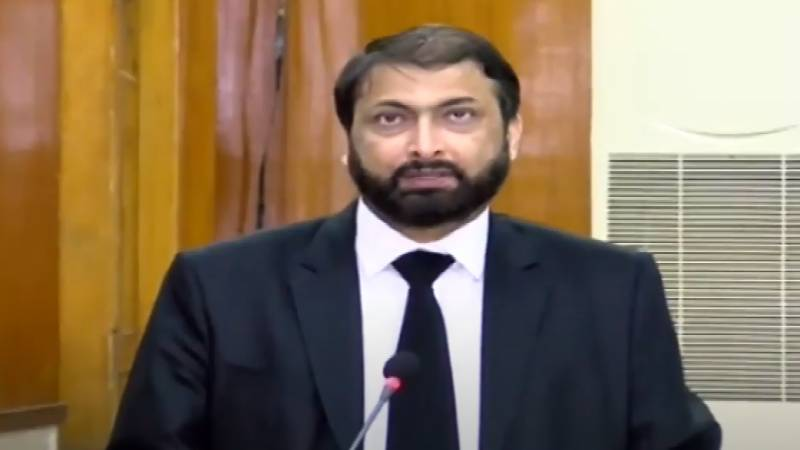 LHC CJ lays stress on joint efforts to better judicial system