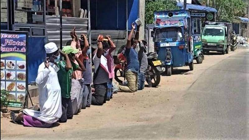 Sri Lanka digging into 'humiliation' of Muslims by troops