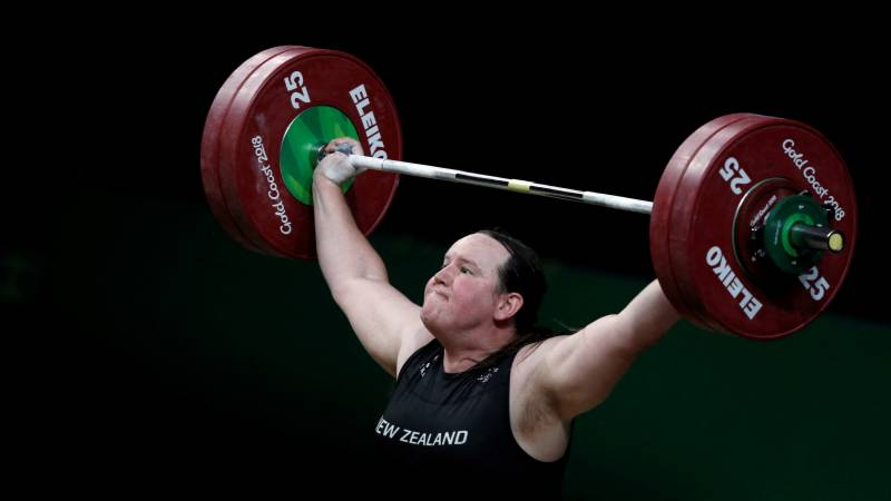 New Zealander weightlifter selected as first transgender Olympian