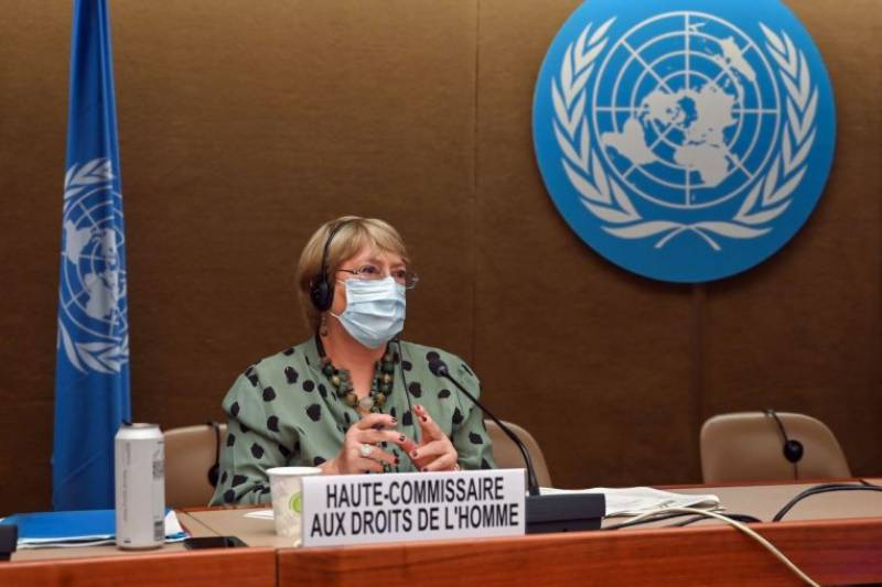 UN warns of worst 'cascade of human rights setbacks in our lifetimes'