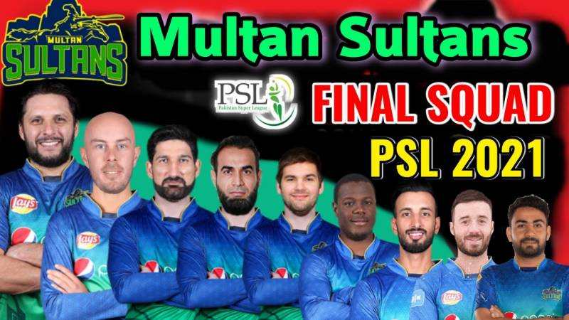 Multan Sultans defeat Islamabad United, reach finals of PSL sixth edition