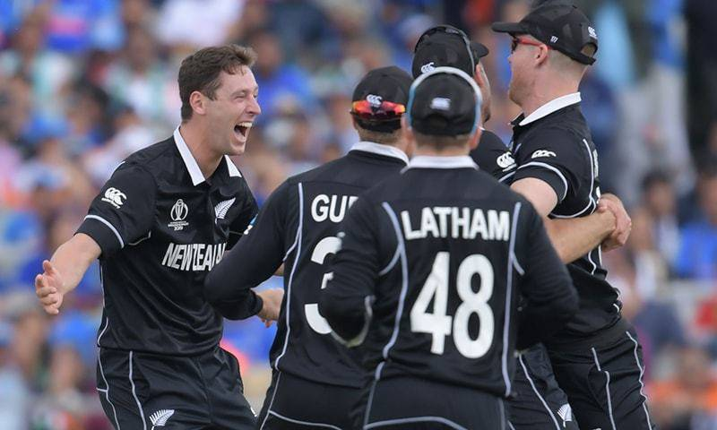 New Zealand need 139 in 53 overs to win World Test final against India